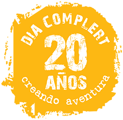 Dia Complert - 20 years creating adventures