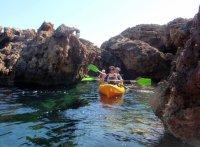 ¿Es difícil hacer kayak en Menorca?