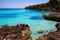 Mapa con las mejores playas de Menorca