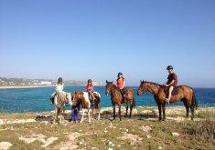 excursion caballo menorca