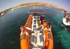 Pack boat trip + catamaran trip + one hour jet ski trip