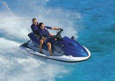 Pack especial parejas, excursión kayak-cuevas + snorkel en la reserva marina y excursión moto de agua de media hora (precio para 2)