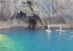 Excursión paddle surf + cuevas