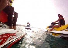 moto acuatica menorca