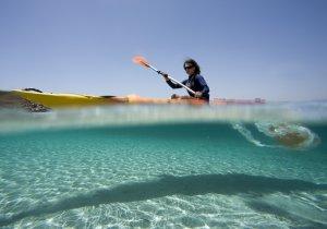 kayak Menorca