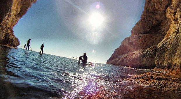 paddel surf menorca