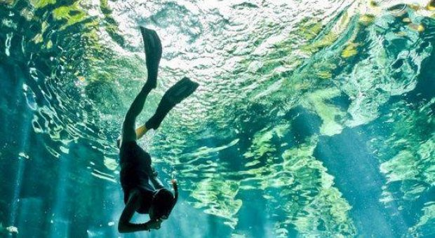 snorkel menorca