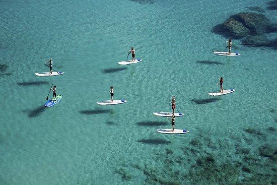 Las MEJORES Rutas de Stand Up Paddle Surf en Menorca