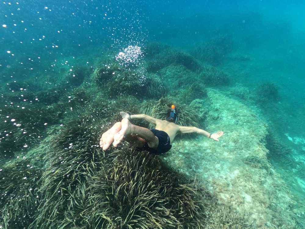 ¿Dónde es mejor bucear en Menorca?