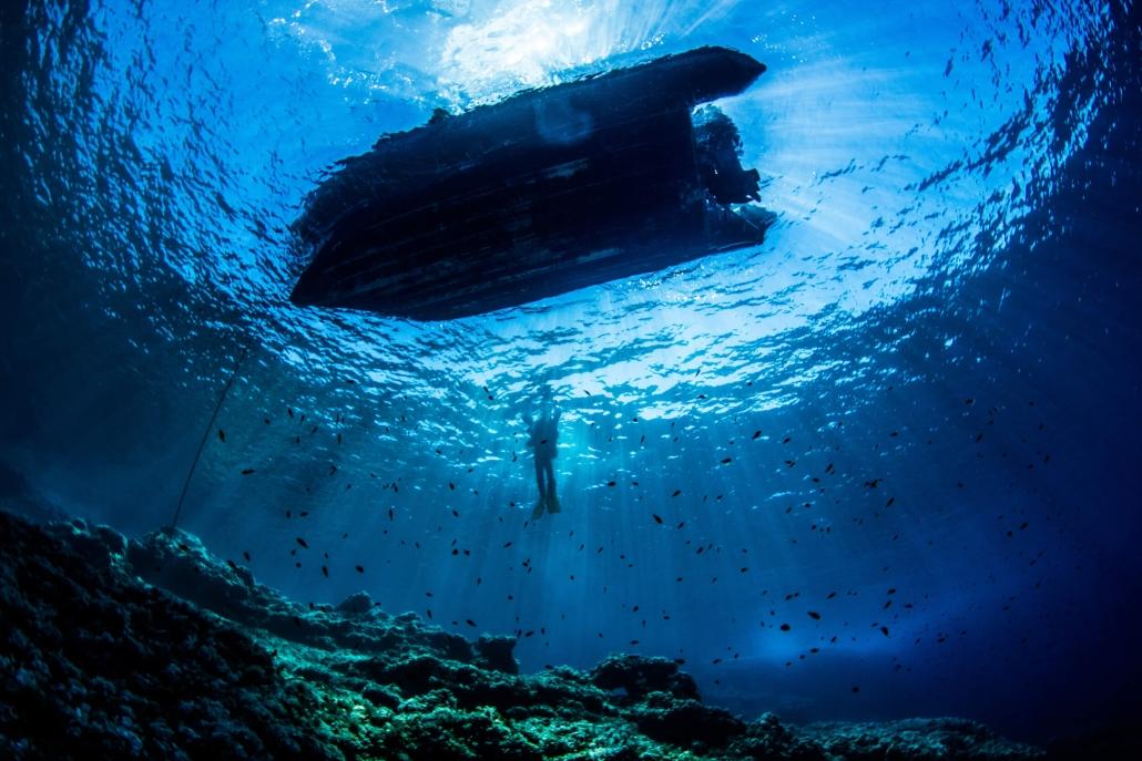 ¿Cuanto cuesta buceo en Menorca?