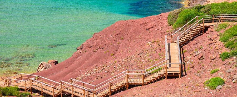 ¿Donde hacer senderismo en Menorca?